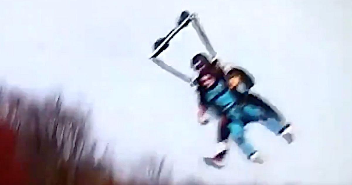Bachelor Contestant Rachael Kirkconnell Crashes In Skydiving Landing, Gets Brutally Mocked - HuffPost