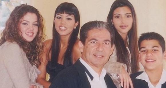 Kim Kardashian shares major throwback photo as she remembers dad Robert Kardashian on his birth anniversary - PINKVILLA