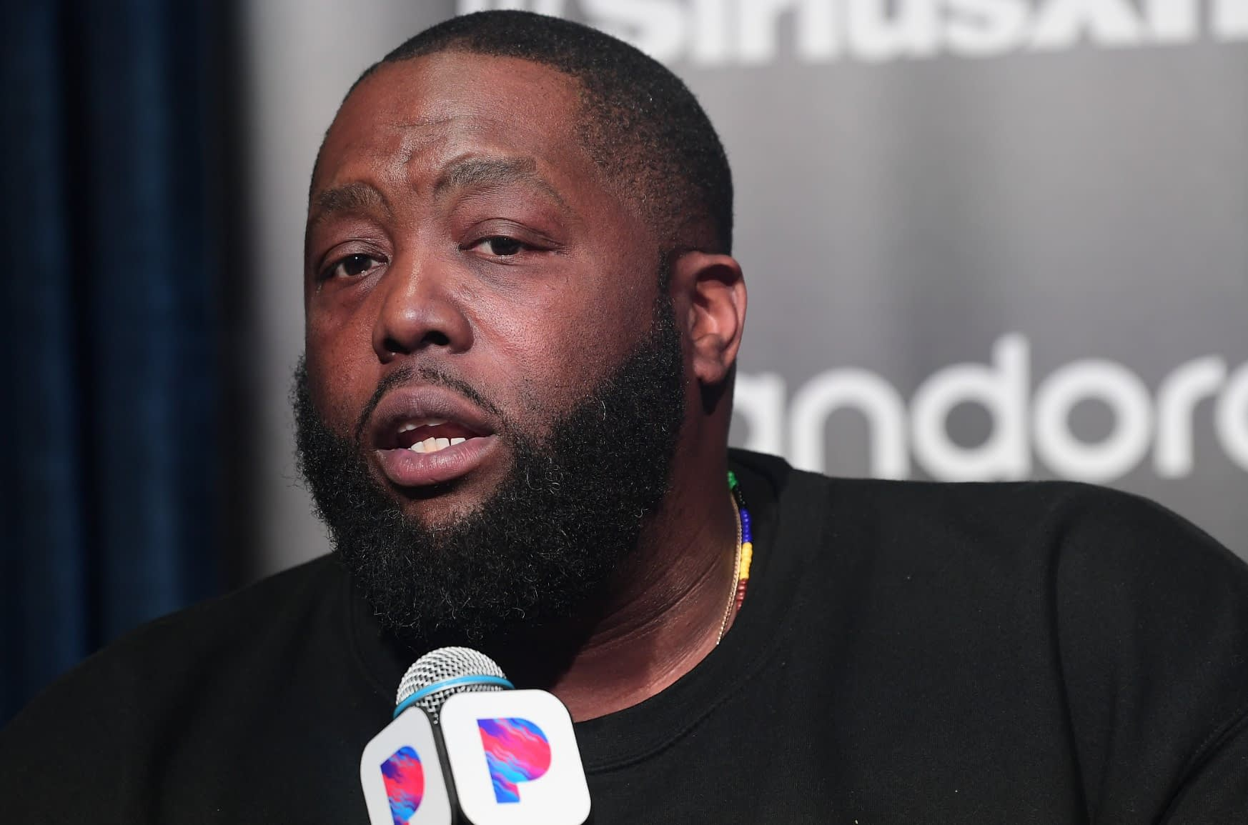 Killer Mike Says This One Hurt After Stray Bullets Hit His Atlanta Barbershop - Billboard