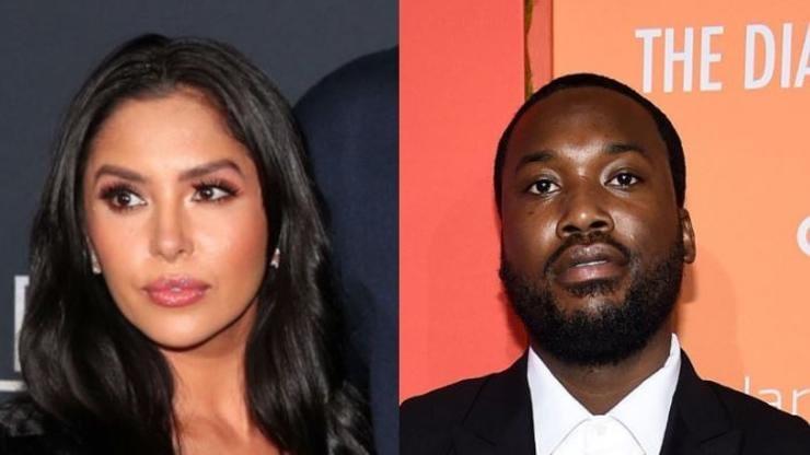 "Vanessa Bryant Checks Meek Mill Over ""Disrespectful"" Kobe Bryant Lyric - HotNewHipHop"