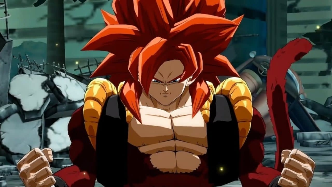 Dragon Ball FighterZ Shows Off First Gogeta SS4 Gameplay - ComicBook.com