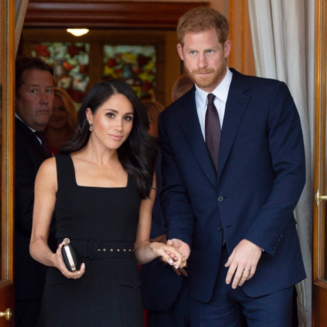 Is Queen Elizabeth Attempting to Overshadow Prince Harry and Meghan Markles Oprah Interview? - E! NEWS